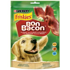 Snack perro bon bacon friskies 120k
