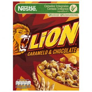 Cereales nestle lion 400g