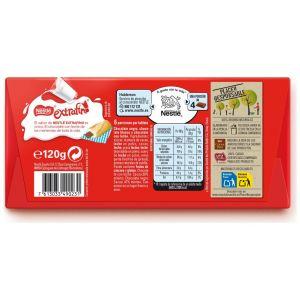 Chocolate relleno 3 chocolates nestle  125g