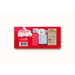 Chocolate relleno dulce de leche nestle  120g