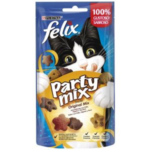 Snack gato mix original felix  60g