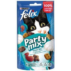 Snack gato ocean felix  60g