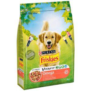 Comida perro complet omega friskies 3k