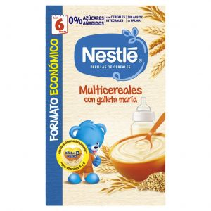 Papilla  multicereal gall nestle  500g