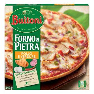 Pizza forno pollo buitoni 350g