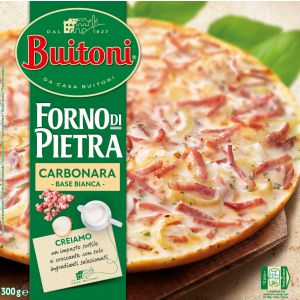 Pizza carbonara buitoni 320g
