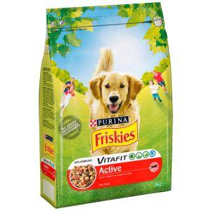 Comida perro vitaly friskies 3k