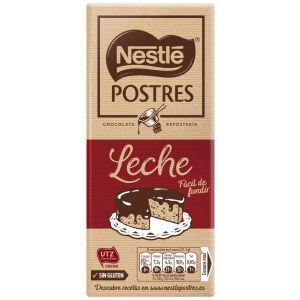 Chocolate con leche  nestle  170g