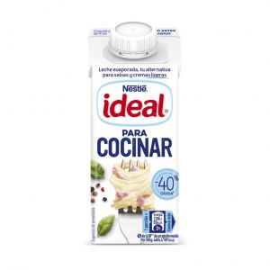Leche evaporada nestle ideal 210 gr
