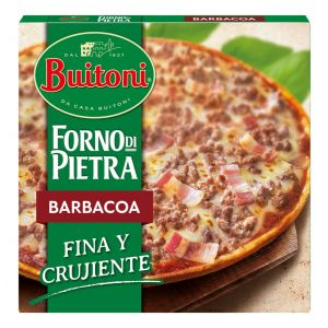 Pizza  barbacoa buitoni 325g