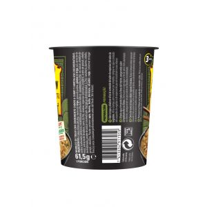 Pasta oriental curry maggi cup 61,5g