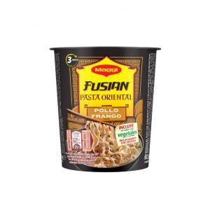 Pasta oriental de pollo maggi cup 61,5g