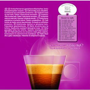 Cafe en capsulas descafeinado suave dolce gusto 16 capsulas
