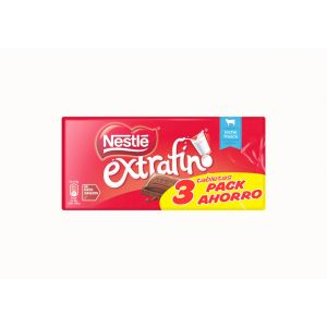 Chocolate con leche  nestle  375g