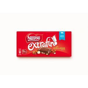Chocolate  avellana nestle  123g