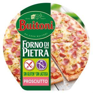 Pizza sin gluten prosciutto buitoni 365g