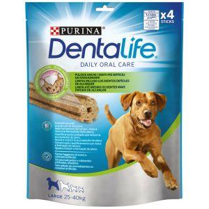 Snack perro razas grandes dentalife 142g