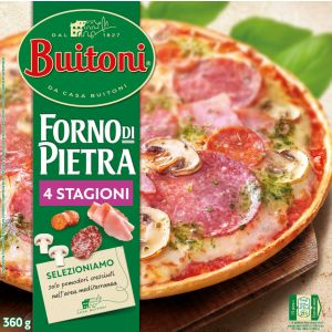 Pizza 4 estaciones buitoni 355g