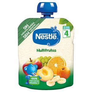 Pouch  4 frutas nestle  90g
