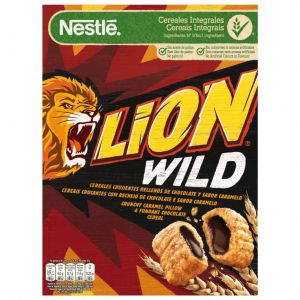 Cereales lion wild nestle 410g