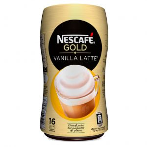 Cafe soluble capuccino vainilla nescafe  310 gr