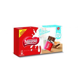 Chocolate chocomerienda extrafino  nestle  p9x20g