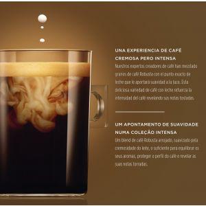 Café en capsulas con leche intenso dolce gusto 16 capsulas