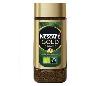 Cafe soluble gold organic nescafe 100 gr