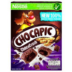 Cereales chococrush chocapic nestlé 410g