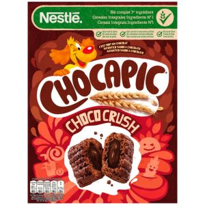 Cereales chococrush chocapic nestlé 410g