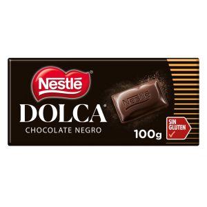 chocolate negro dolca 100g