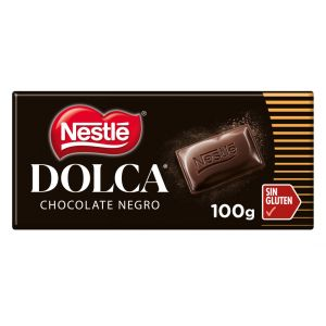 chocolate negro dolca 100g