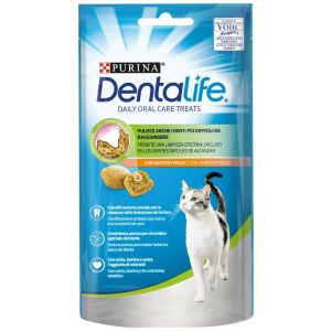 Snack gato pollo dentalife 40gr