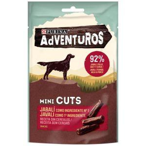 Snack perro jabali adventuros 70gr