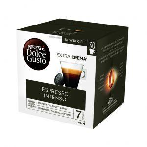Cafe en capsulas intense dolce gusto 30 capsulas
