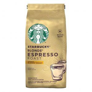 Café en grano blonde espresso roast starbucks 200gr