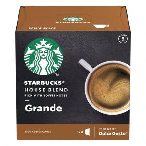 Café caps dg house blend starbucks 12ud