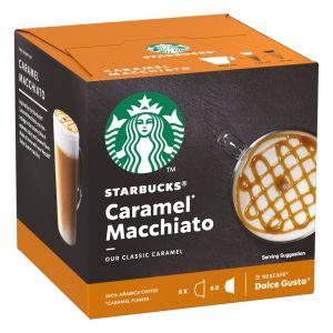 Cafe caps dolce gusto caramel macchiato starbucks 12ud