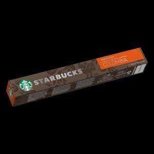 Cafe caps nespresso colombia starbucks 10ud