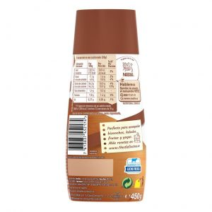Leche condensada chocolate la lechera 450gr