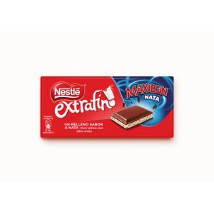 Chocolate maxibon nata nestle 170gr