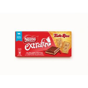 Chocolate galleta tostarica nestle 120gr