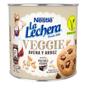 Leche condesada vegetal la lechera 370g