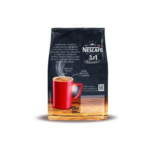 Cafe soluble 3 en 1 nescafe  bolsa 10 x 17gr