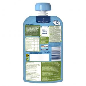 Agua afrutada tropical naturnes bio 120ml