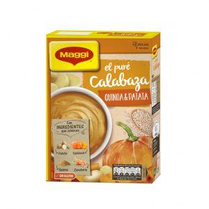 Pure calabaza maggi 130gr
