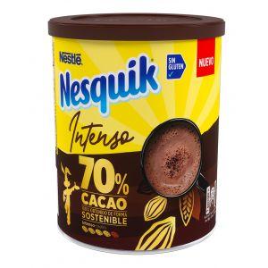 Cacao instantaneo intenso 70% nesquik 330gr