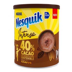 Cacao instantaneo intenso 40% nesquik 330gr