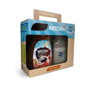Cafe soluble natural nescafe 200 gr