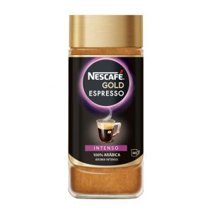 Cafe soluble gold intenso nescafe 100gr